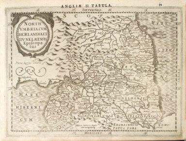 Mercator, Geradi. Atlas sive Cosmographicae Meditationes de Fabrica mundi et fabricati figura. [08 of 14]