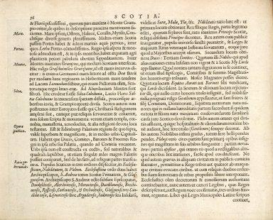 Mercator, Geradi. Atlas sive Cosmographicae Meditationes de Fabrica mundi et fabricati figura. [10 of 14]