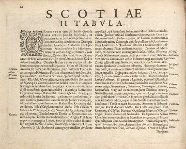 Mercator, Geradi. Atlas sive Cosmographicae Meditationes de Fabrica mundi et fabricati figura. [11 of 14]