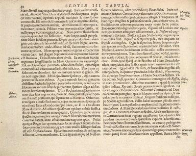 Mercator, Geradi. Atlas sive Cosmographicae Meditationes de Fabrica mundi et fabricati figura. [14 of 14]