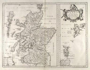 Scotia antiqua : qualis priscis temporibus, Romanis praesertim, cognita fuit [1 of 1]