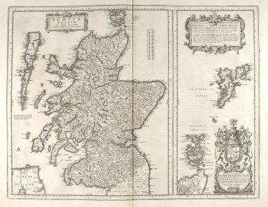 Scotia regnum cum insulis adjacentibus [1 of 1]