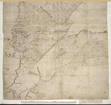 [A map of Scotland north of Loch Linnhe and the River Dee, and west of the River Devron. [2 of 3]
