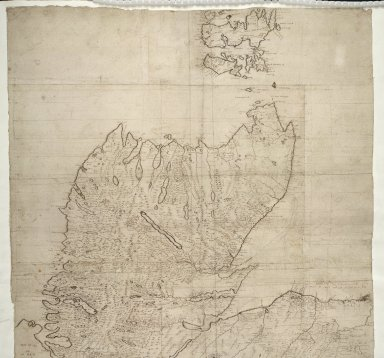 [A map of Scotland north of Loch Linnhe and the River Dee, and west of the River Devron. [1 of 3]