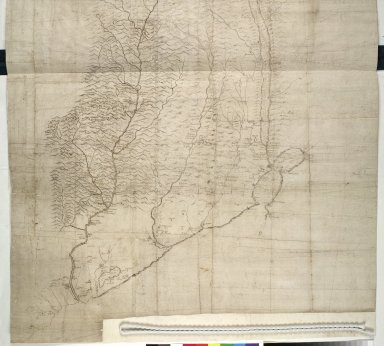 [A detailed map including Glenmore, Lochs Arkaig and Garry, the basins of the Nairn, Findhorn, and Spey, Lochs Ericht and Laggan, and the River Spean; also in outline Lochs Garry, Rannoch, and Tummel. [1 of 4]