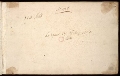 [Inscription to front free end-paper] [1 of 1]