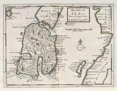 The Isle of Ila &c. Part of Argyl Shire [1 of 1]