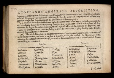 England Wales Scotland and Ireland described and abridged with ye historic relation of things worthy memory from a farr larger voulume. [05 of 10]