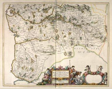 Praefectura Kircubriensis quae Gallovidiae maxime orientalis pars est. [1 of 1]