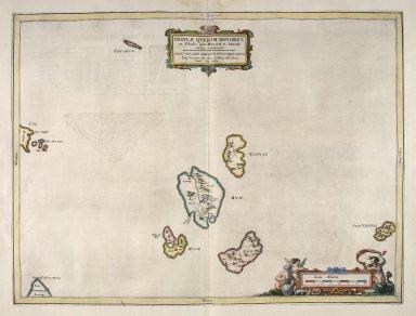 Insulae quaedam minores ex Aebudis quae Mulam et Skiam insulas interjacent. [2 of 2]