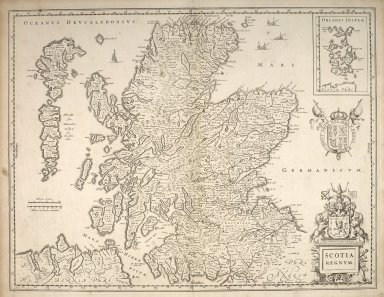 Atlas Scoticus, or a Description of Scotland Ancient and Modern. [012 of 259]