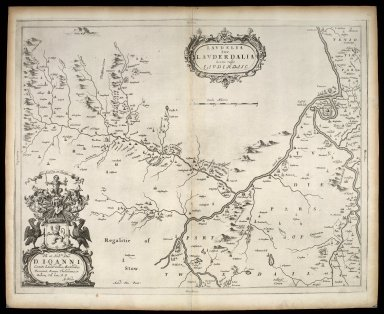 Atlas Scoticus, or a Description of Scotland Ancient and Modern. [080 of 259]