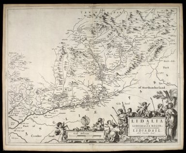Atlas Scoticus, or a Description of Scotland Ancient and Modern. [089 of 259]