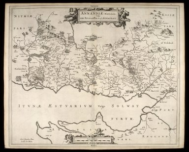 Atlas Scoticus, or a Description of Scotland Ancient and Modern. [098 of 259]