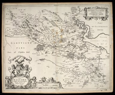 Atlas Scoticus, or a Description of Scotland Ancient and Modern. [106 of 259]