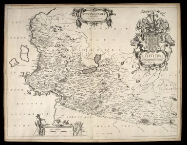 Atlas Scoticus, or a Description of Scotland Ancient and Modern. [121 of 259]