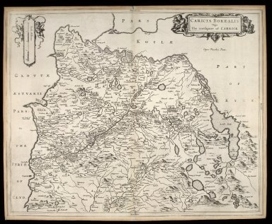 Atlas Scoticus, or a Description of Scotland Ancient and Modern. [124 of 259]