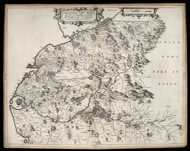 Atlas Scoticus, or a Description of Scotland Ancient and Modern. [141 of 259]