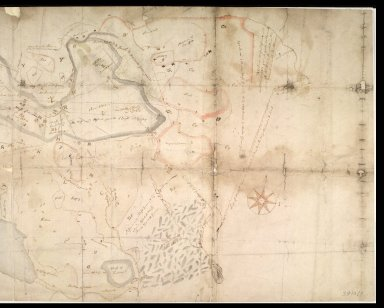 [Plan of the lands of Lynegar, Brabster and Watten] [2 of 2]