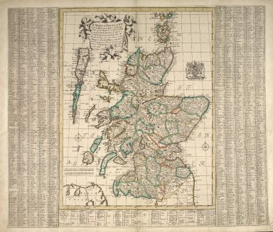 A Mapp of Scotland [1 of 1]
