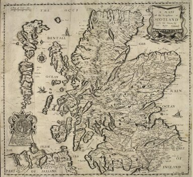 A Mapp of the Kingdome of Scotland [1 of 1]