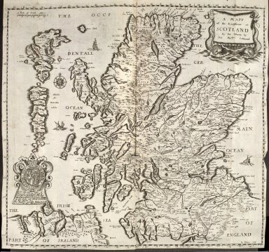 Britannia: or, A geographical description of the kingdoms of England, Scotland, and Ireland, with the isles and territories thereto belonging [07 of 22]