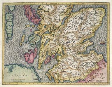 [Scotiae regnum : southern Scotland] [1 of 2]