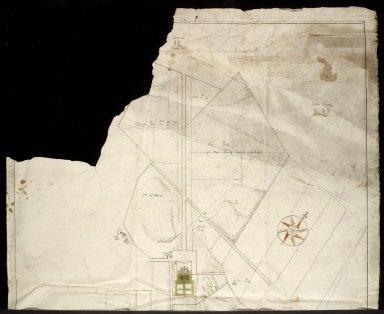 Tabulam hanc Cosmographicam in qua Vivaria, Septimenta, Horliquae, Villae Culter / [1 of 2]