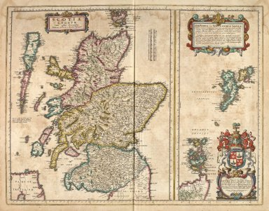 [Geographiae Blavianae] [Also known as: Atlas major] [019 of 153]
