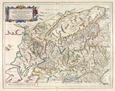 [Geographiae Blavianae] [Also known as: Atlas major] [103 of 153]