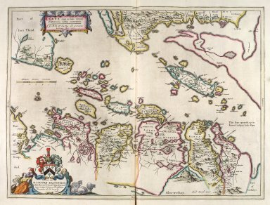 [Geographiae Blavianae] [Also known as: Atlas major] [105 of 153]