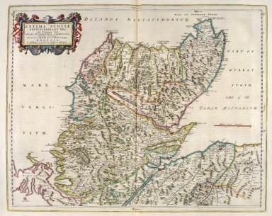 [Geographiae Blavianae] [Also known as: Atlas major] [107 of 153]