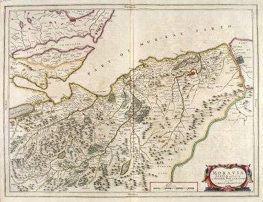 [Geographiae Blavianae] [Also known as: Atlas major] [111 of 153]