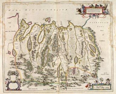 [Geographiae Blavianae] [Also known as: Atlas major] [119 of 153]