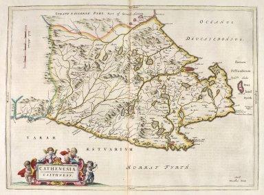 [Geographiae Blavianae] [Also known as: Atlas major] [121 of 153]