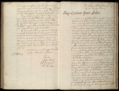 [Mr Baron Clerk's report to the Commission of Treasury on the memorial of Jean Adair] [2 of 2]