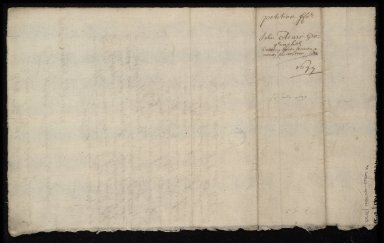 The Petition of John Adair Geographer ... Concerning boats seamen & money for western Isles [2 of 2]