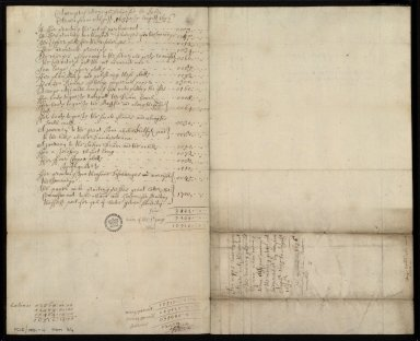 [Financial Accounts of John Adair, August 1695 to August 1696] [2 of 2]