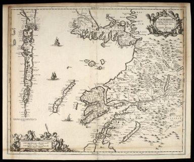 Lochabria, omnesq, Insulae versus Occidentem sitae, ut Uisto, Mulla, aliaeque. [1 of 1]
