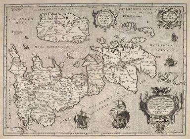 Britannicarum insularum typus [1 of 1]