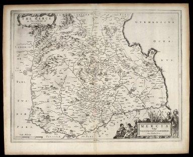 Mercia, Vulgo vicecomitatus, Bervicensis [1 of 1]