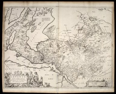 Levinia, Vicecomitatus : The Province of Lennox, called the Shyre of Dun-Britton [1 of 1]