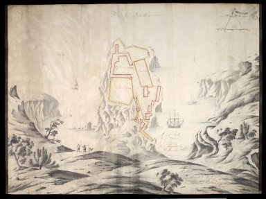 Plan of Dunotter [1 of 1]