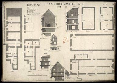 Edinburgh Castle, No. 2, 1719 [1 of 1]