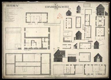 Edinburgh Castle, No. 5, 1719 [1 of 1]
