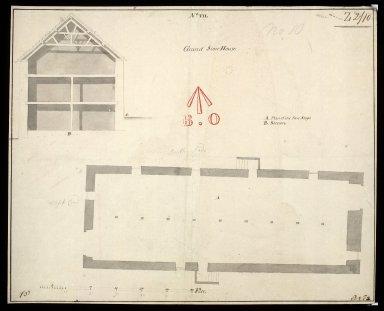 Grand Storehouse; No.VII; [Edinburgh Castle, 1719] [1 of 1]
