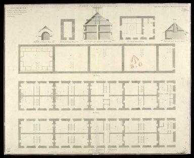 Fort William, Anno 1719 [No.1] [1 of 1]