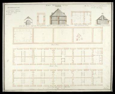 Fort William, Anno 1719 [No.1] [copy] [1 of 1]