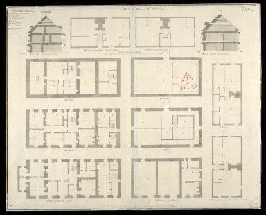 Fort William, Anno 1719 [No.2] [1 of 1]
