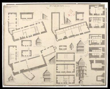 Dunbarton [i.e. Dumbarton] anno 1719 [1 of 1]